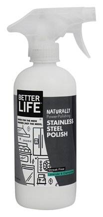 Better Life - Einshine Natural Stainless Steel Polish Lavender & Chamomile - 16 oz.