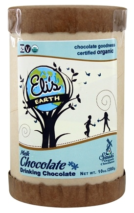 DROPPED: Sjaak's Organic Chocolate - Organic Drinking Chocolate Melk Chocolate - 10 oz.