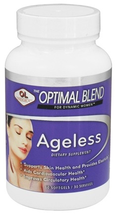 Olympian Labs - Optimal Blend For Dynamic Women Ageless - 60 Softgels