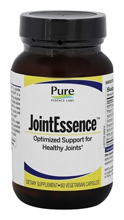 Pure Essence Labs - JointEssence - 60 Vegetarian Capsules