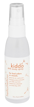 Hellomellow - Kiddo Stink Away Spray - 2 oz.