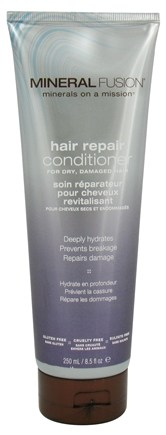 Mineral Fusion - Conditioner Hair Repair For Dry, Damaged Hair - 8.5 oz.