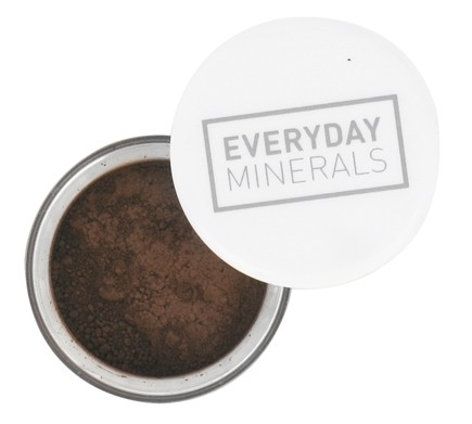 DROPPED: Everyday Minerals - Eyeliner/Brow Color Dark Brown - 0.06 oz. CLEARANCE PRICED
