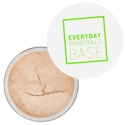 DROPPED: Everyday Minerals - Semi Matte Base Sunkissed Fair - 0.17 oz. CLEARANCE PRICED