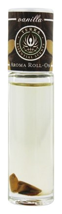 DROPPED: Terra Essential Scents - Aromatherapy Roll-On Vanilla - 0.3 oz.
