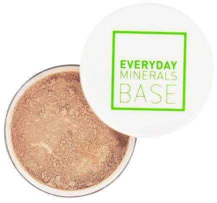 DROPPED: Everyday Minerals - Matte Base Medium Beige Neutral - 0.17 oz.