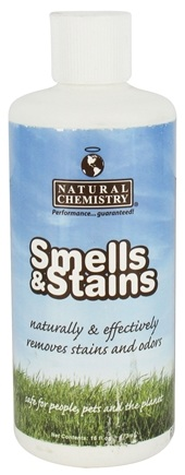 DROPPED: Natural Chemistry - Smells & Stains - 16 oz.