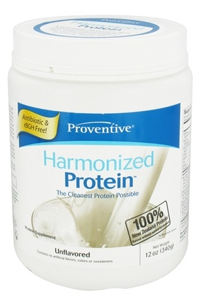 DROPPED: Proventive - Harmonized Protein Unflavored - 12 oz.