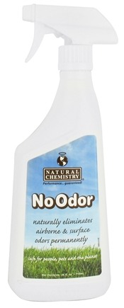 Natural Chemistry - No Odor Spray - 24 oz.