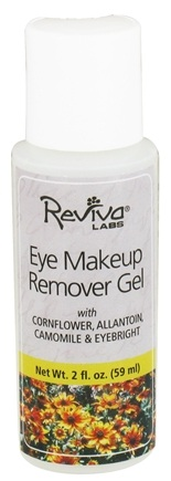 DROPPED: Reviva Labs - Eye Makeup Remover Gel - 2 oz.