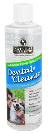 Natural Chemistry - Dental Cleanse For Dogs - 16 oz.