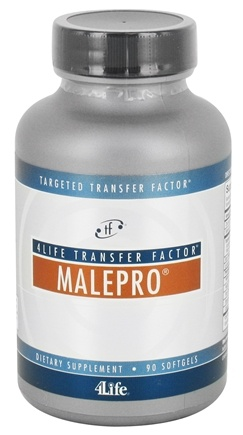 DROPPED: 4Life - Transfer Factor MalePro - 90 Softgels CLEARANCE PRICED