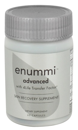 4Life - enummi advanced Skin Recovery Supplement - 60 Capsules