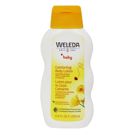 Weleda - Baby Calendula Body Lotion - 6.8 oz.