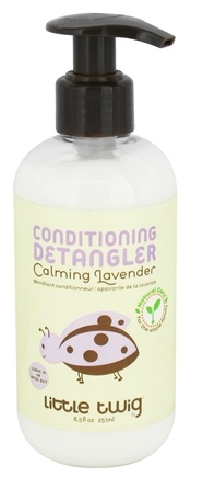 DROPPED: Little Twig - Conditioning Detangler Calming Lavender - 8.5 oz.