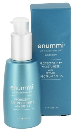 DROPPED: 4Life - enummi Protective Day Moisturizer with Broad Spectrum SPF 15 - 1.7 oz. CLEARANCE PRICED