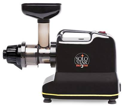 TriBest - SoloStar-3Z Single-Auger Juice Extractor SS-9113A