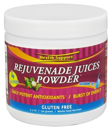 DROPPED: Health Support - Rejuvenade Juices Powder - 5.3 oz.