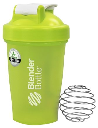 DROPPED: Blender Bottle - Classic Full-Color Green - 20 oz. By Sundesa