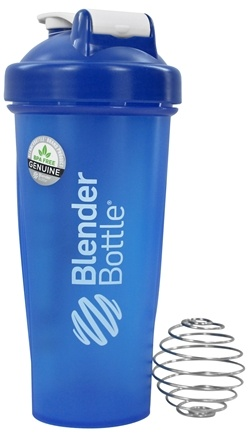 DROPPED: Blender Bottle - Classic Full-Color Blue - 28 oz. By Sundesa
