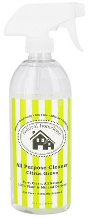 DROPPED: Natural HomeLogic - All-Purpose Cleaner Citrus Grove - 16 oz.