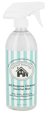 Natural HomeLogic - All Purpose Cleaner Jasmine Mist - 16 oz.