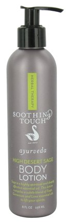 DROPPED: Soothing Touch - Ayurveda Body Lotion High Desert Sage - 8 oz.