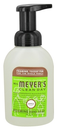 Mrs. Meyer's - Clean Day Foaming Hand Soap Apple Scent - 10 oz.