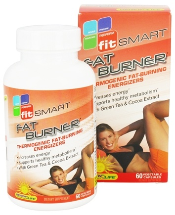 DROPPED: Renew Life - FitSMART Fat Burner - 60 Vegetarian Capsules