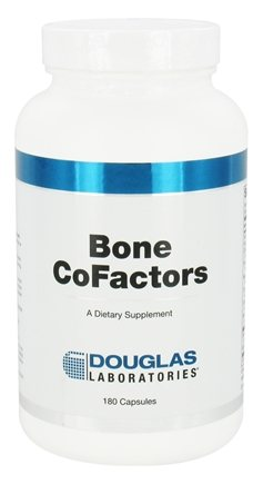 DROPPED: Douglas Laboratories - Bone CoFactors Osteo Support - 180 Capsules