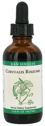 Kan Herb Co. - Corydalis Rhizome - 2 oz.