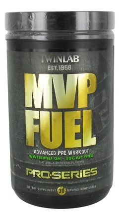 Twinlab - Pro Series MVP Advanced Pre Workout Watermelon - 1 lb.