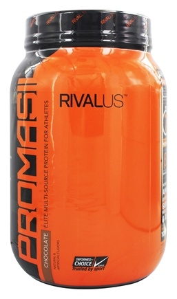 Rivalus - Promasil The Athletes Protein Milk Chocolate - 2 lbs.