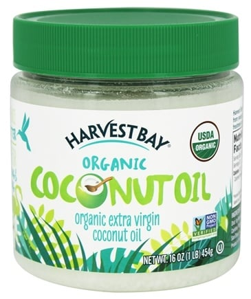 DROPPED: Harvest Bay - Organic Extra Virigin Cocount Oil - 16 oz.