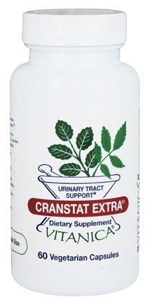 DROPPED: Vitanica Professional - CranStat Extra Urinary Tract Support - 60 Vegetarian Capsules