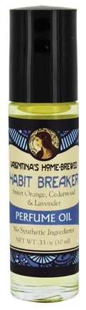 DROPPED: Valentina's Home Brewed - Perfume Oil Habit Breaker - 0.33 oz.