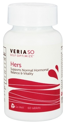 DROPPED: Veria SO - Hers Hormonal Balance for Women - 60 Tablet(s)