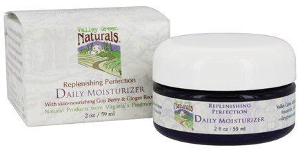 DROPPED: Valley Green Naturals - Replenishing Perfection Daily Moisturizer - 2 oz.