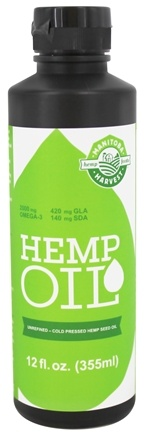 Manitoba Harvest - Hemp Oil - 12 oz.