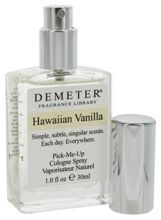 Demeter Fragrance - Cologne Spray Hawaiian Vanilla - 1 oz.