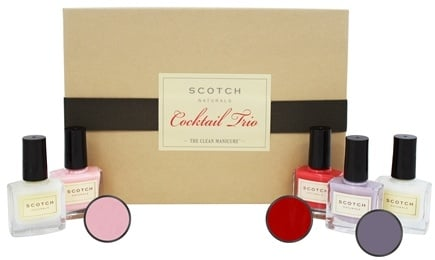 DROPPED: Scotch Naturals - Cocktail Trio Pack - 5 Piece(s)