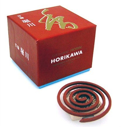 Shoyeido - Horin Incense Coils River Path - 10 Count