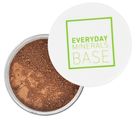 DROPPED: Everyday Minerals - Semi Matte Base Golden Tan - 0.17 oz.