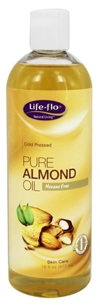 Life-Flo - Pure Almond Oil - 16 oz.