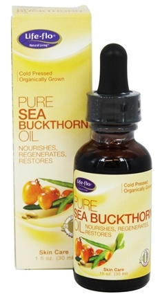 DROPPED: Life-Flo - Pure Sea Buckthorn Oil - 1 oz.