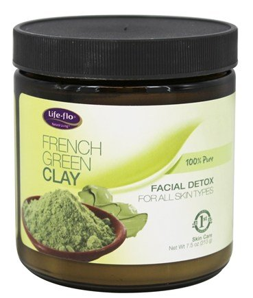 DROPPED: Life-Flo - French Green Clay - 7.5 oz.