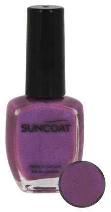 DROPPED: Suncoat - Water-Based Nail Polish Amethyst - 0.43 oz.