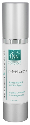 DROPPED: Nardo's Natural - Facial Moisturizer - 1.7 oz.