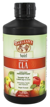 Barlean's - Swirl Tonalin CLA Fresh Apples - 16 oz.