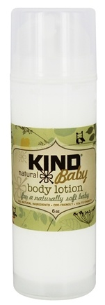 Kind Soap Co. - Baby Body Lotion - 6 oz.